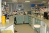 The Open University biology laboratory